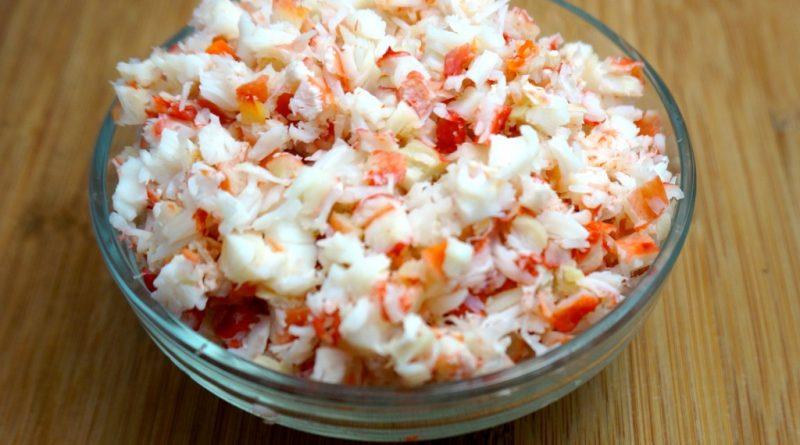 ricetta-insalata-granchio-bimby