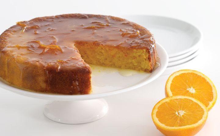 ricetta-torta-soffice-all'arancia