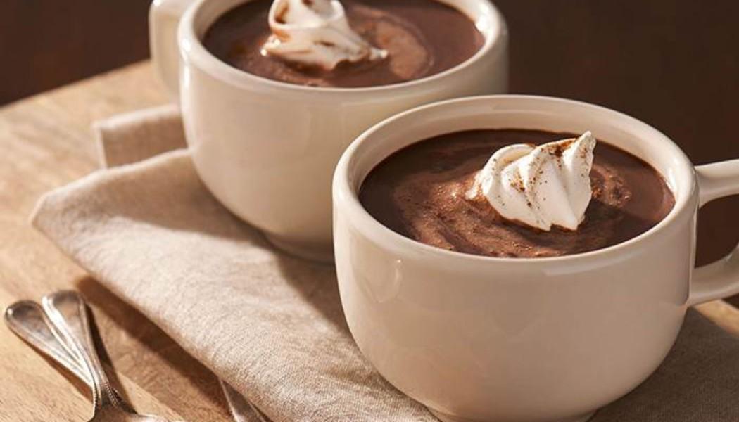 Cioccolata calda classica