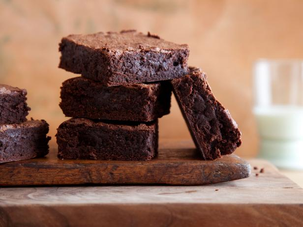 Ricetta Brownies Con Cacao In Polvere.Brownies Al Cacao Ricette Con Bimby