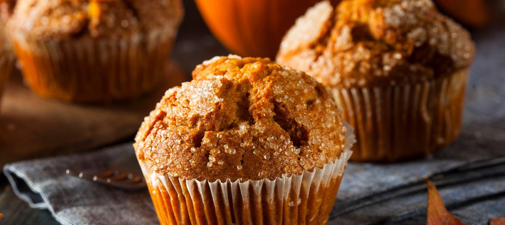 Muffin Alla Zucca Ricette Con Bimby